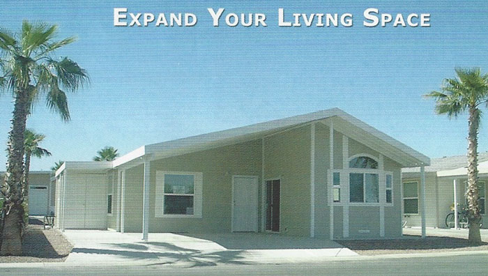 Manufactured Housing Alumi Cover Awning Co